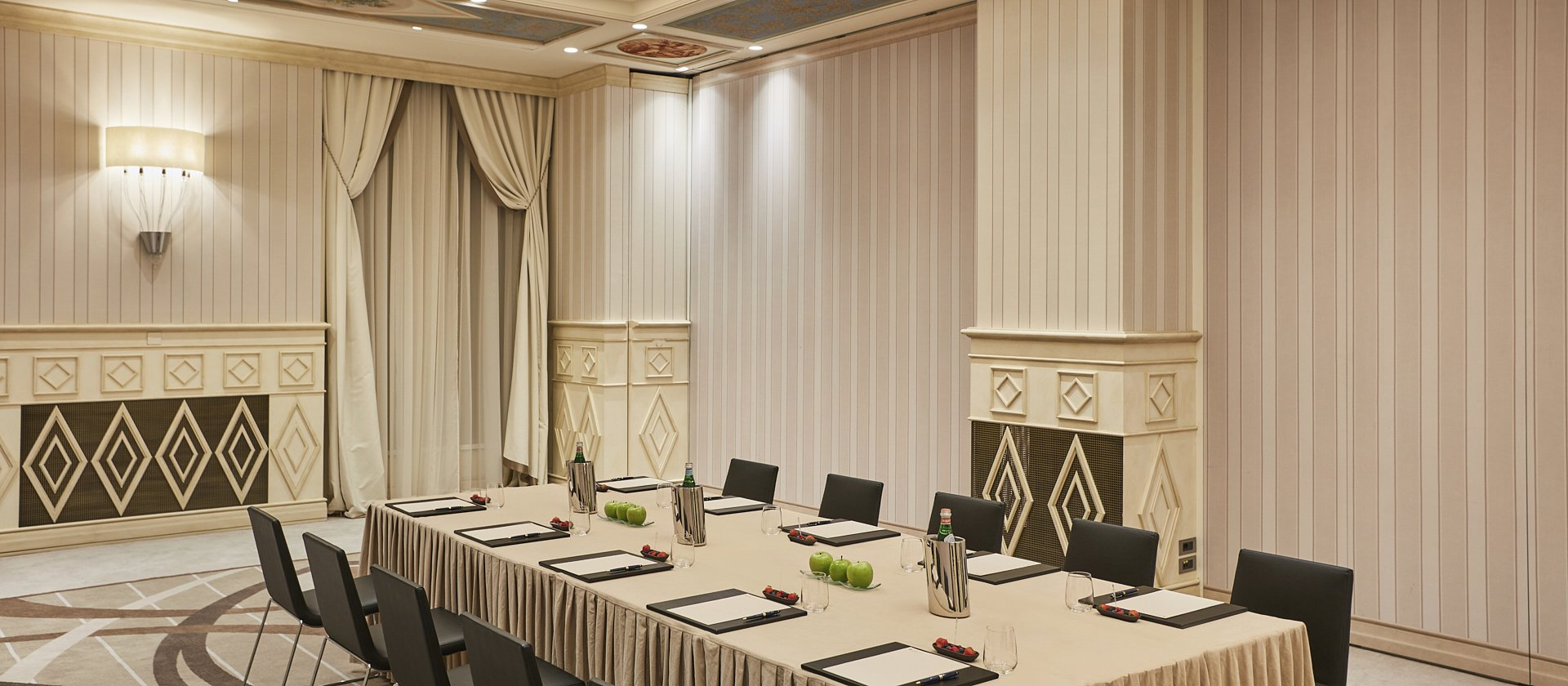 Hotel Principe di Savoia event spaces, Galilei B