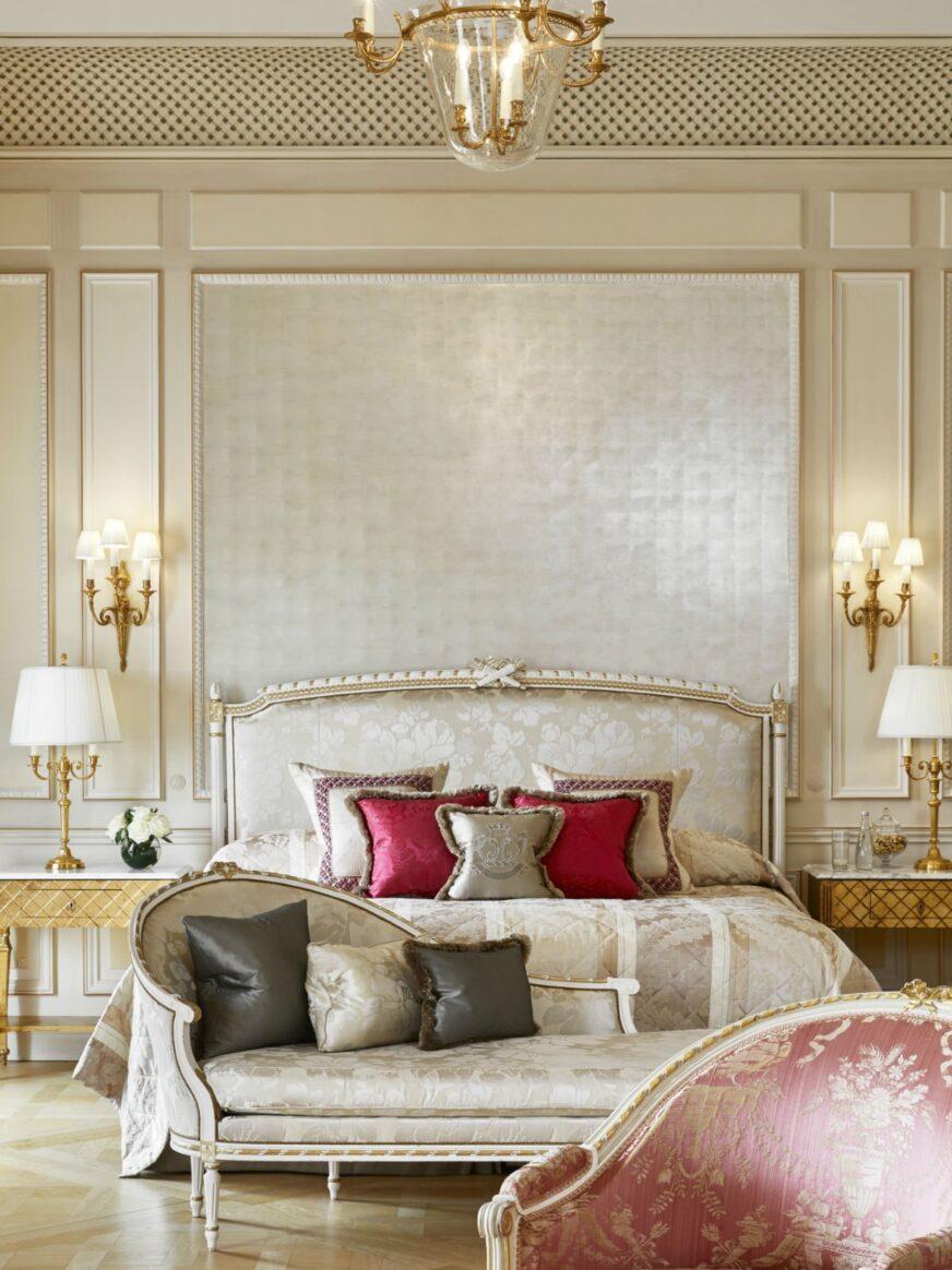 Junior Suite, vue jardin des Tuileries