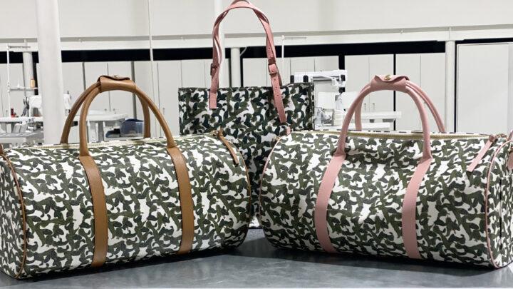 New banana leaf bag collection