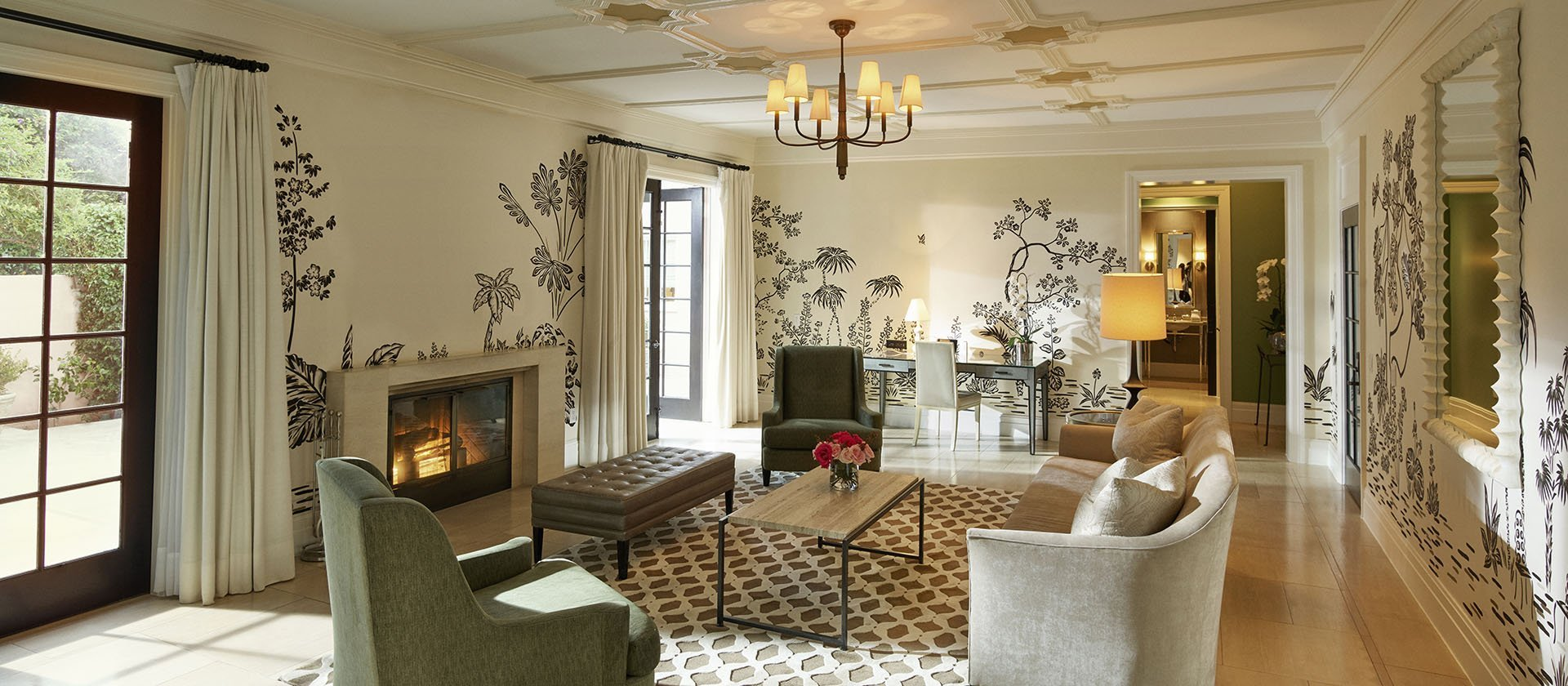 Spa Chalons En Champagne chalon suite at hotel bel-air | dorchester collection