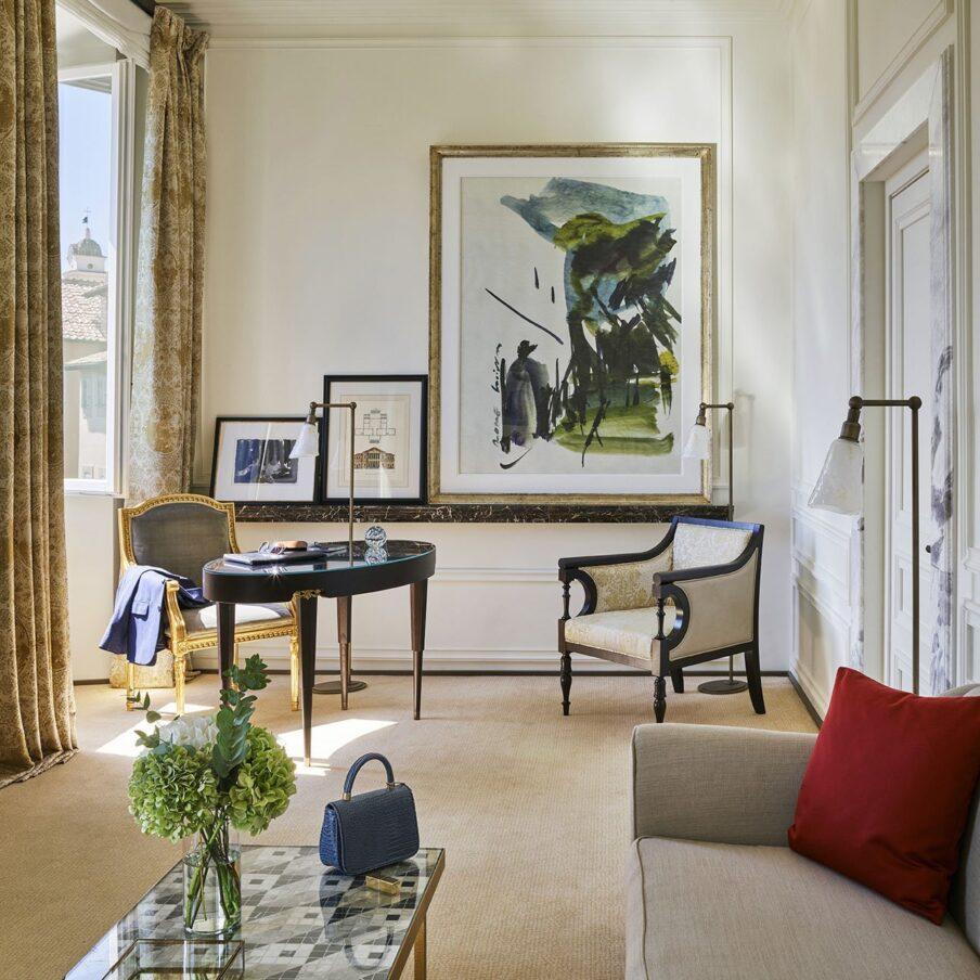 Prestige Suite Living room inside living room