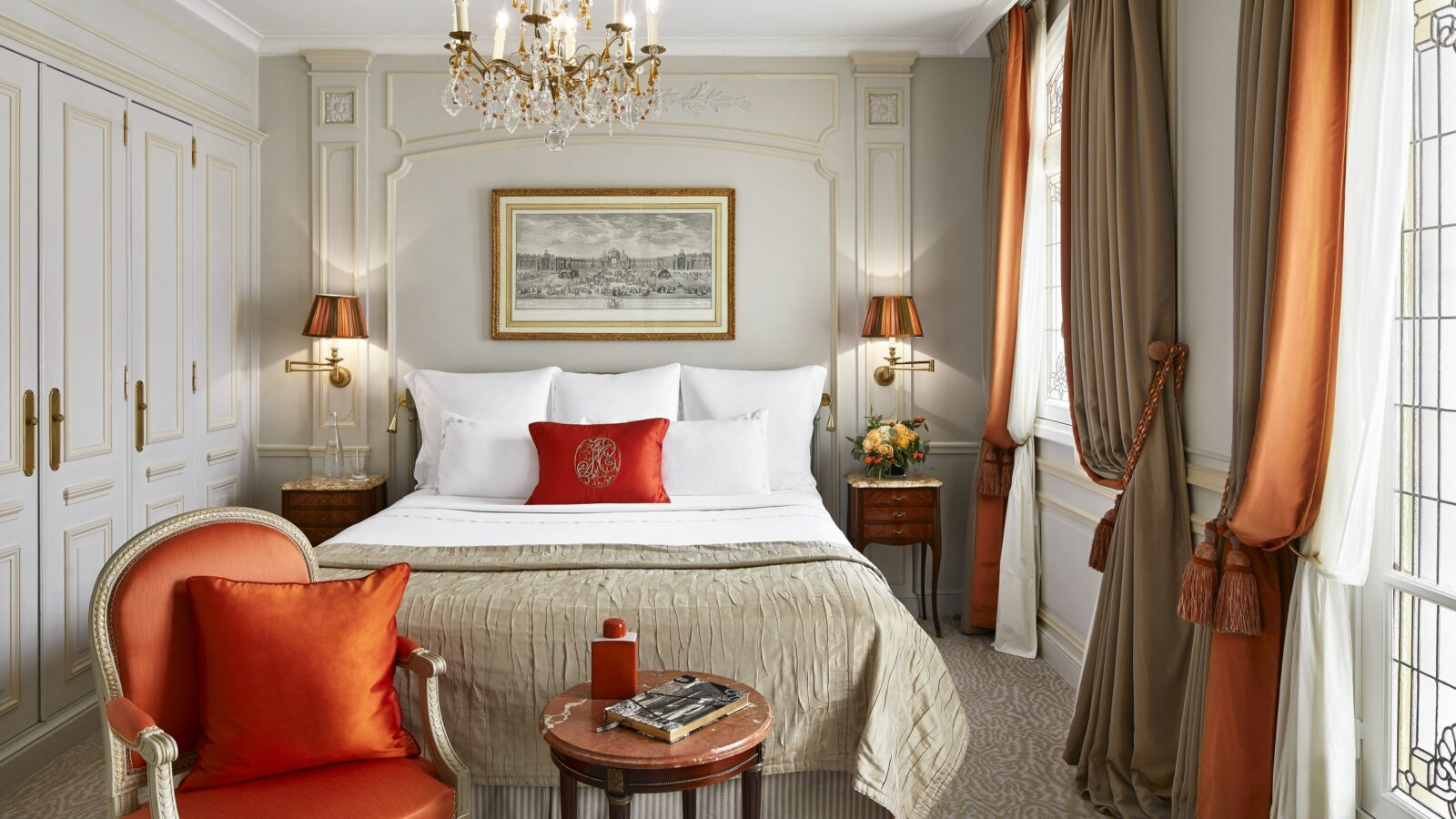 Superior Suite at Hôtel Plaza Athénée, Paris