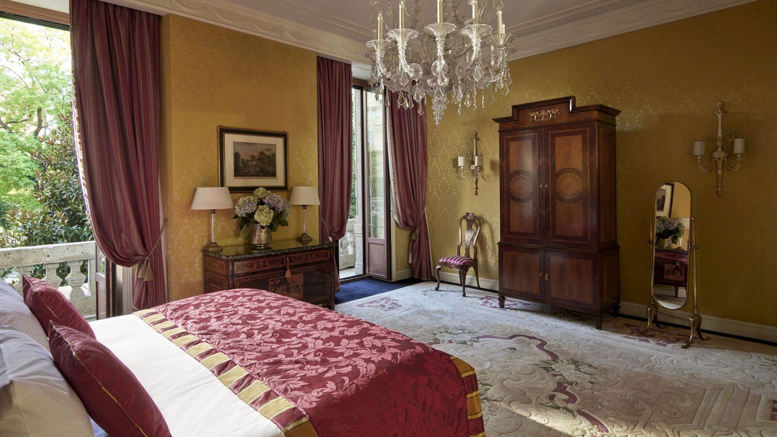 Principe SUite, Hotel Principe di Savoia, Milan