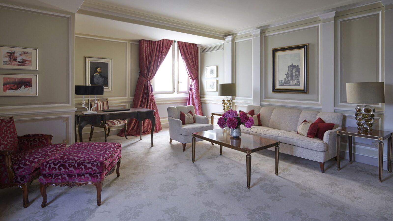 Hotel Principe di Savoia Romance - Principe Suite
