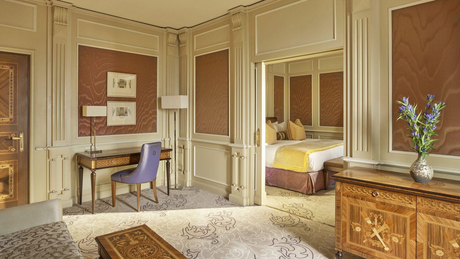 Hotel Principe di Savoia, Ambassador Suite