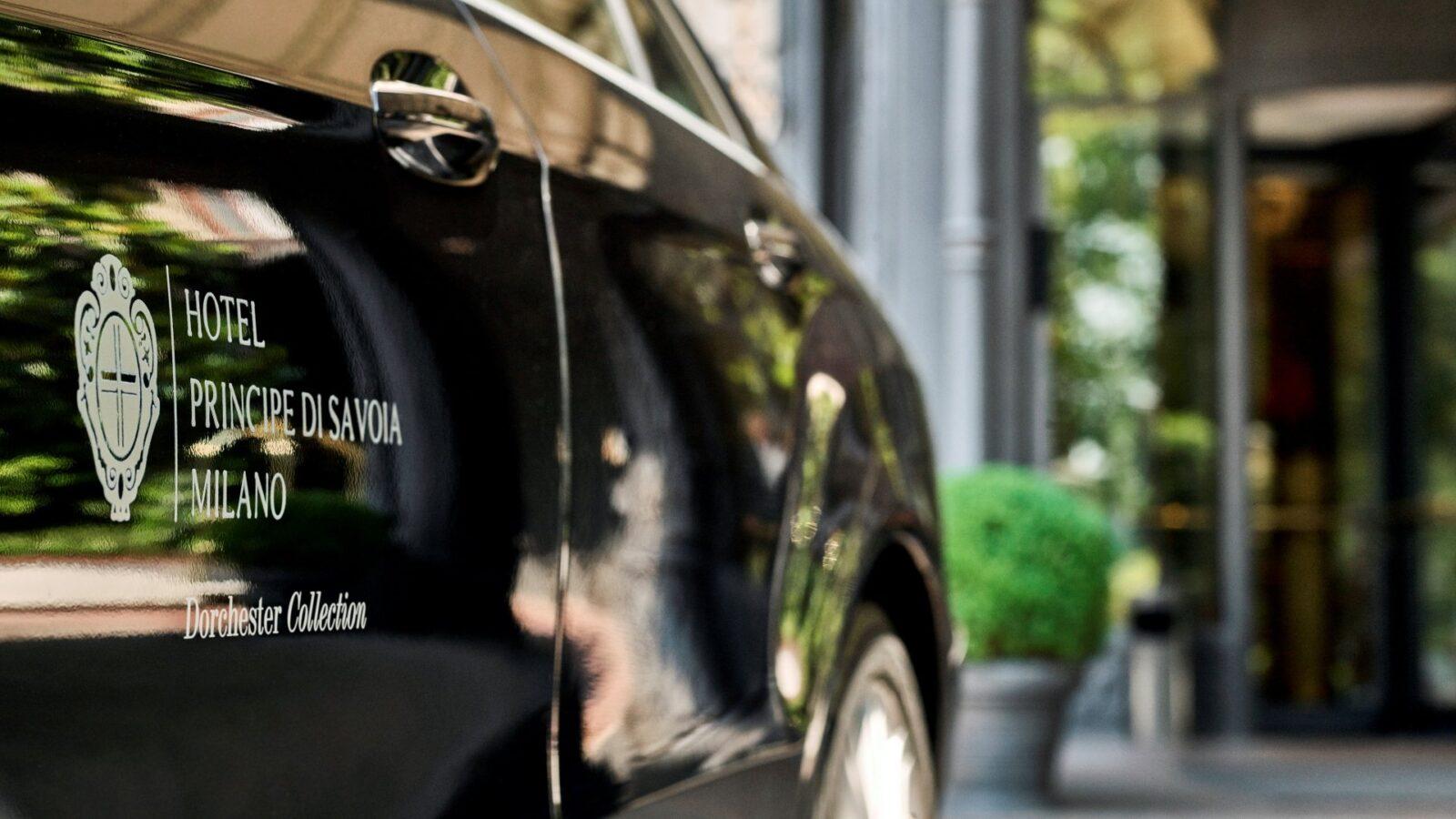 Hotel Principe di Savoia_Limousine