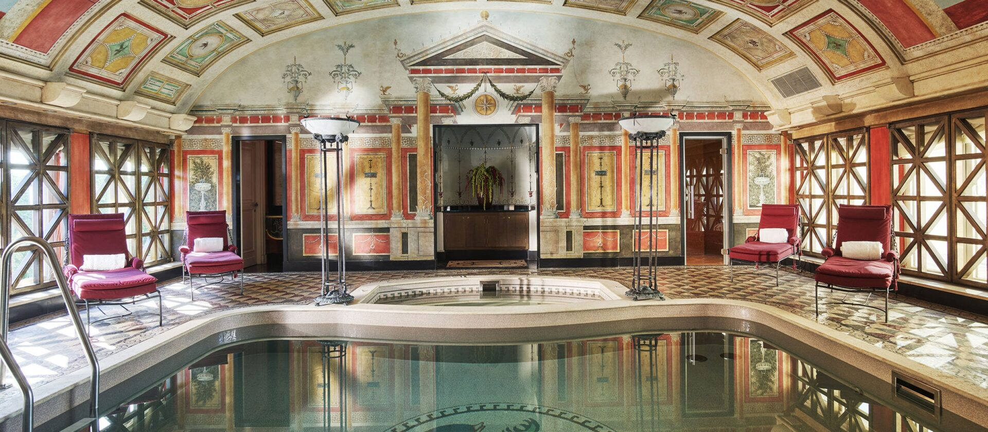 Foto Di Piscine Private presidential suite at hotel principe di savoia | dorchester