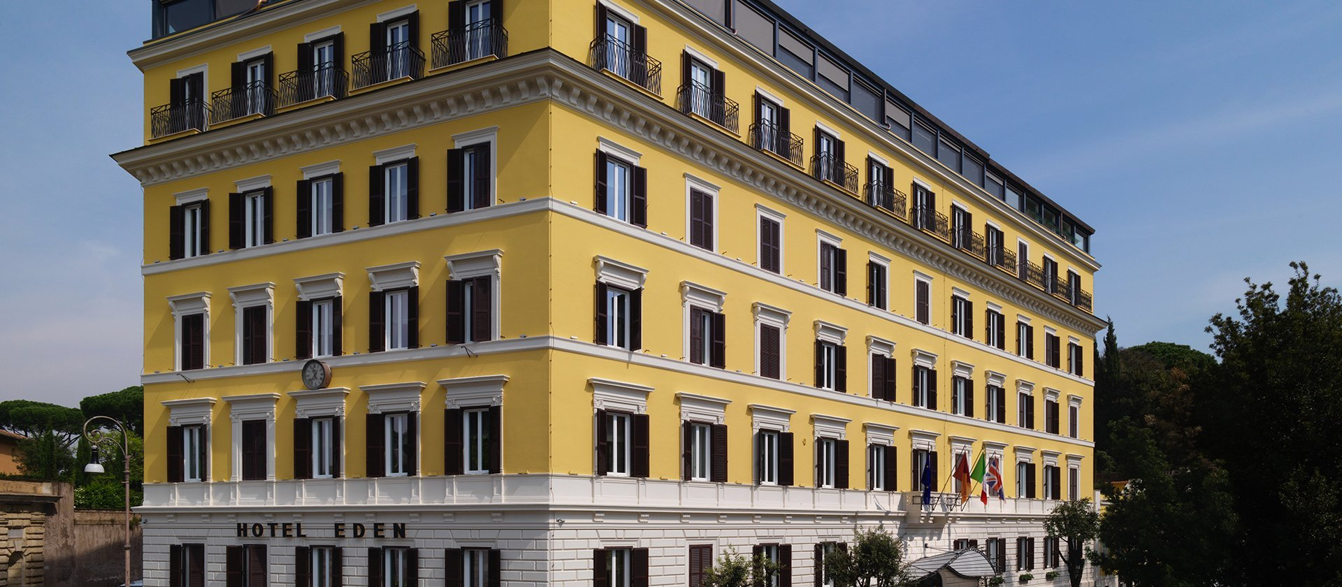 Hotel Eden Rome Faqs Dorchester Collection