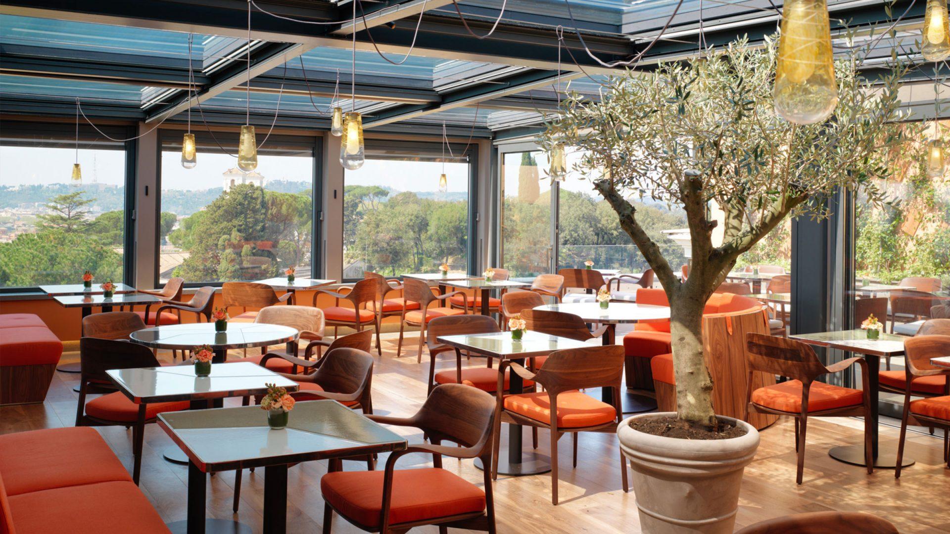 Hotel Eden Roma Il Giardino Ristorante & Bar