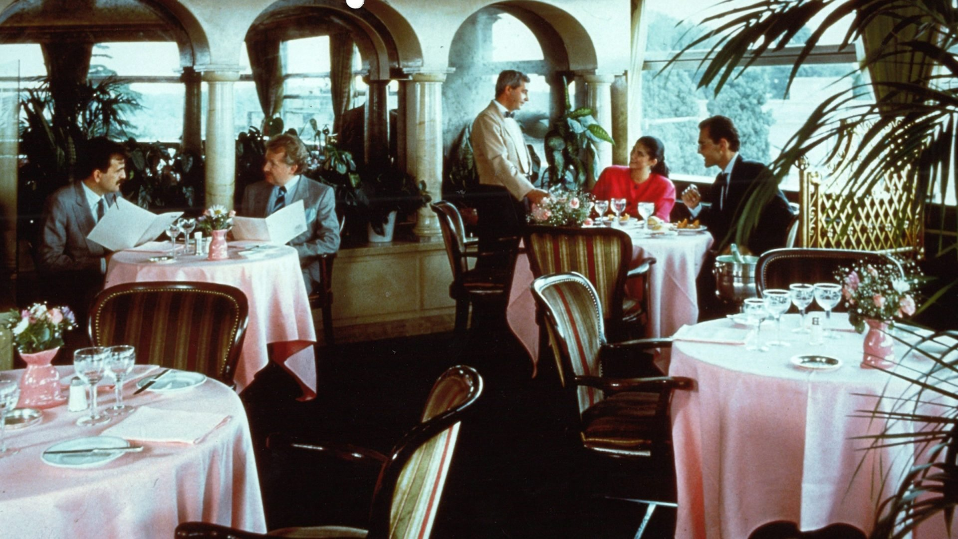 Hotel Eden during the 1960s