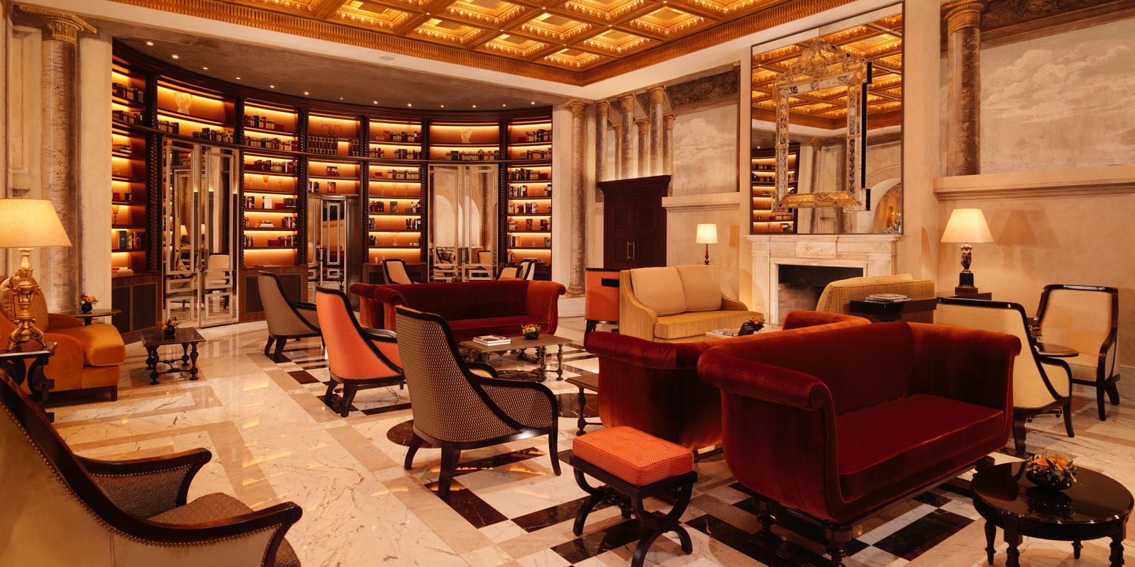 Hotel Eden Rome La Libreria