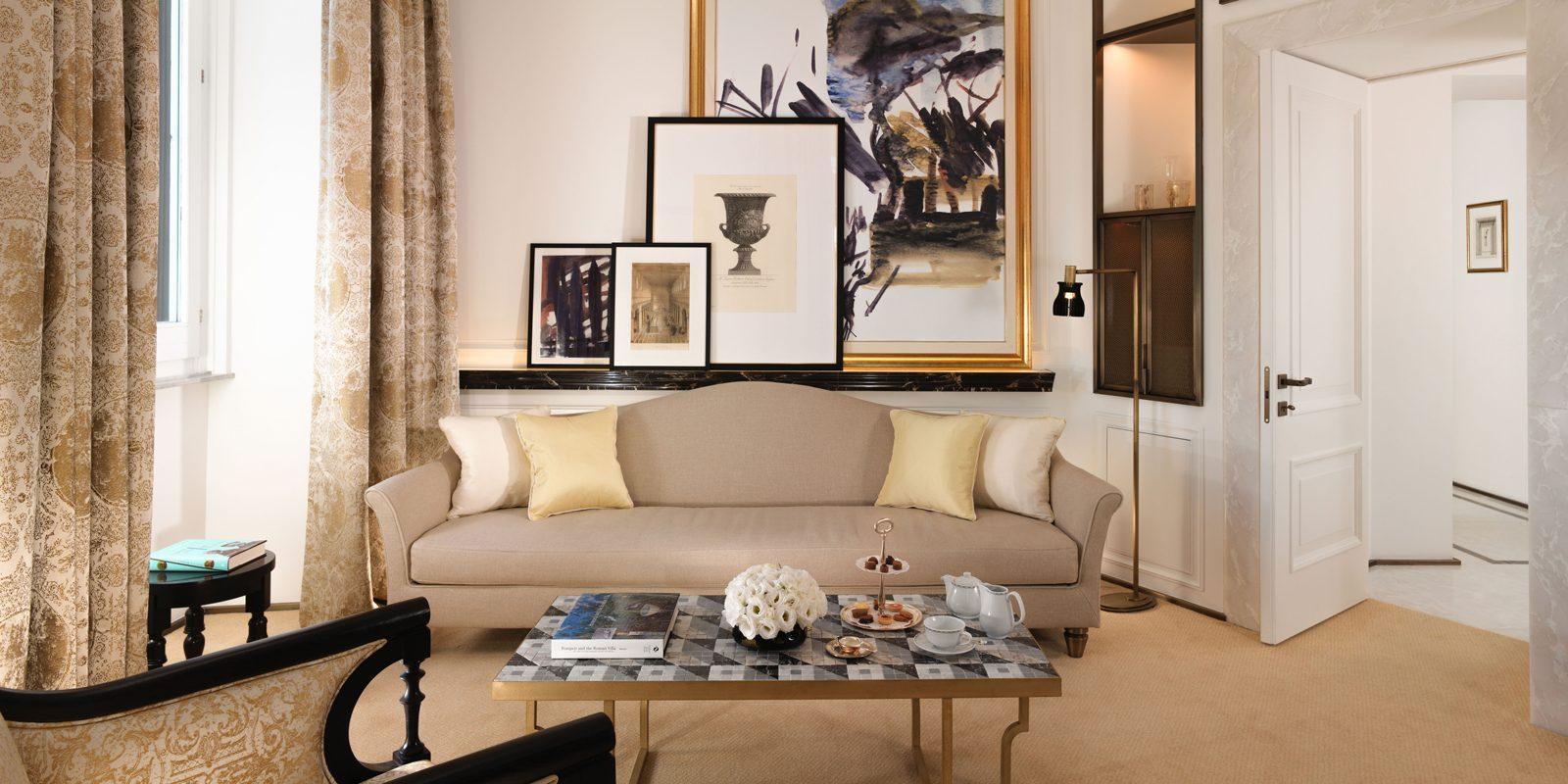 Hotel eden in rome luxury 5 star hotel dorchester collection - Hotel eden en roma ...