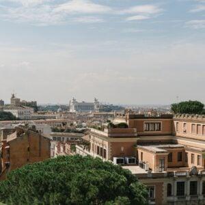 Explore Rome with Italian fashion designer Ginevra Odescalchi