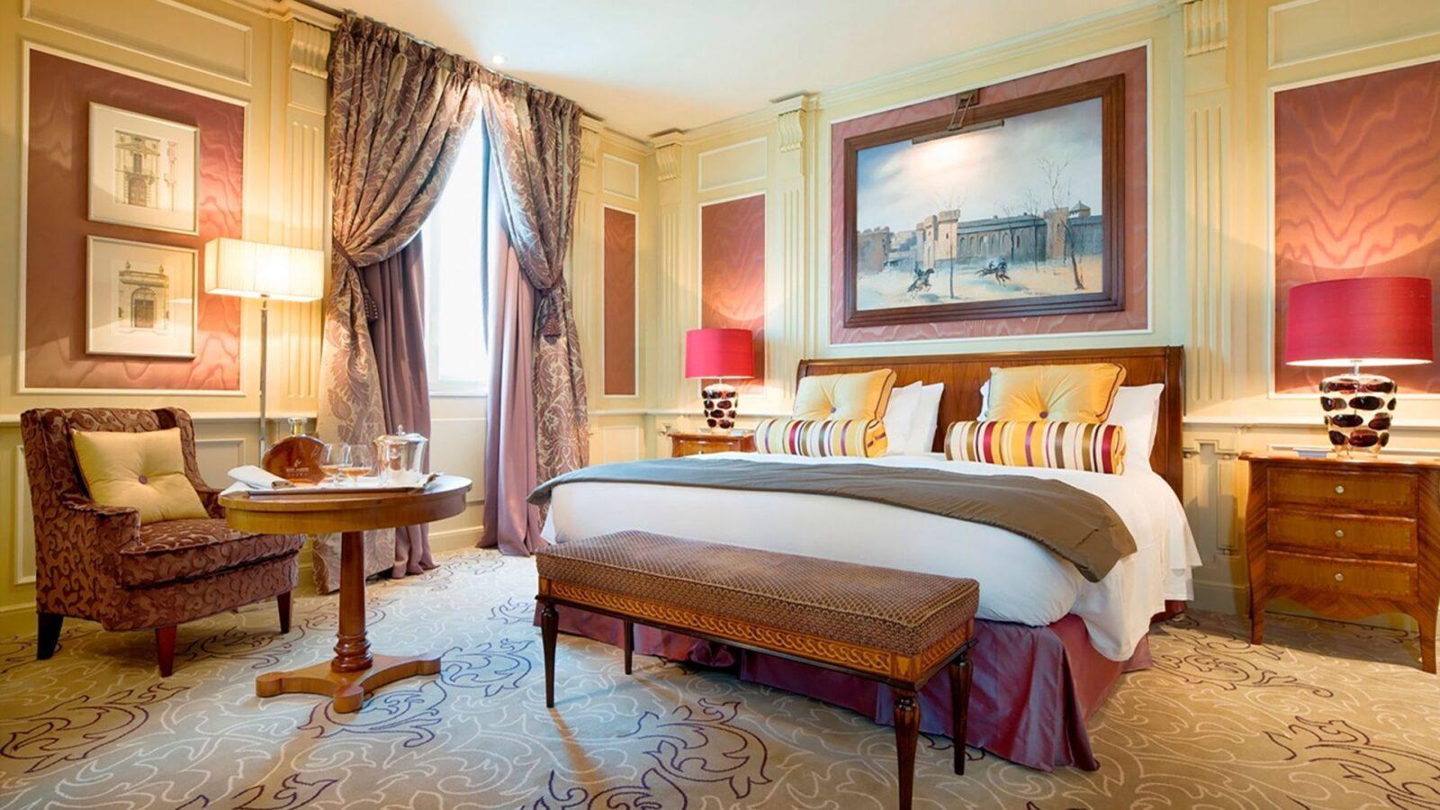 Hotel Principe di Savoia Milan , Deluxe room