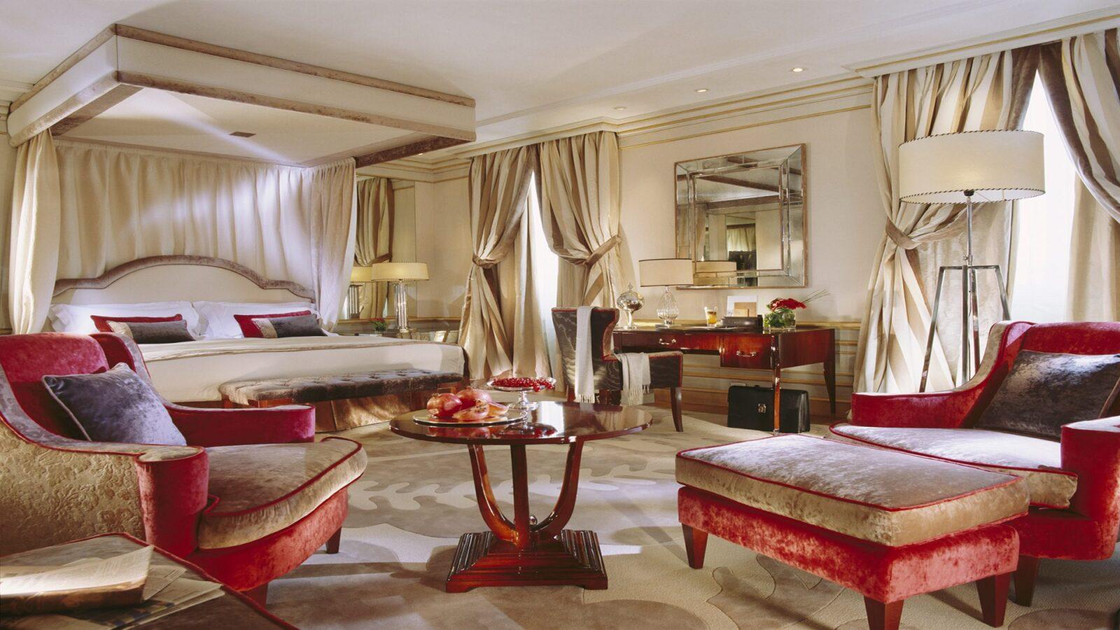 Hotel Principe di Savoia - Imperial Suite