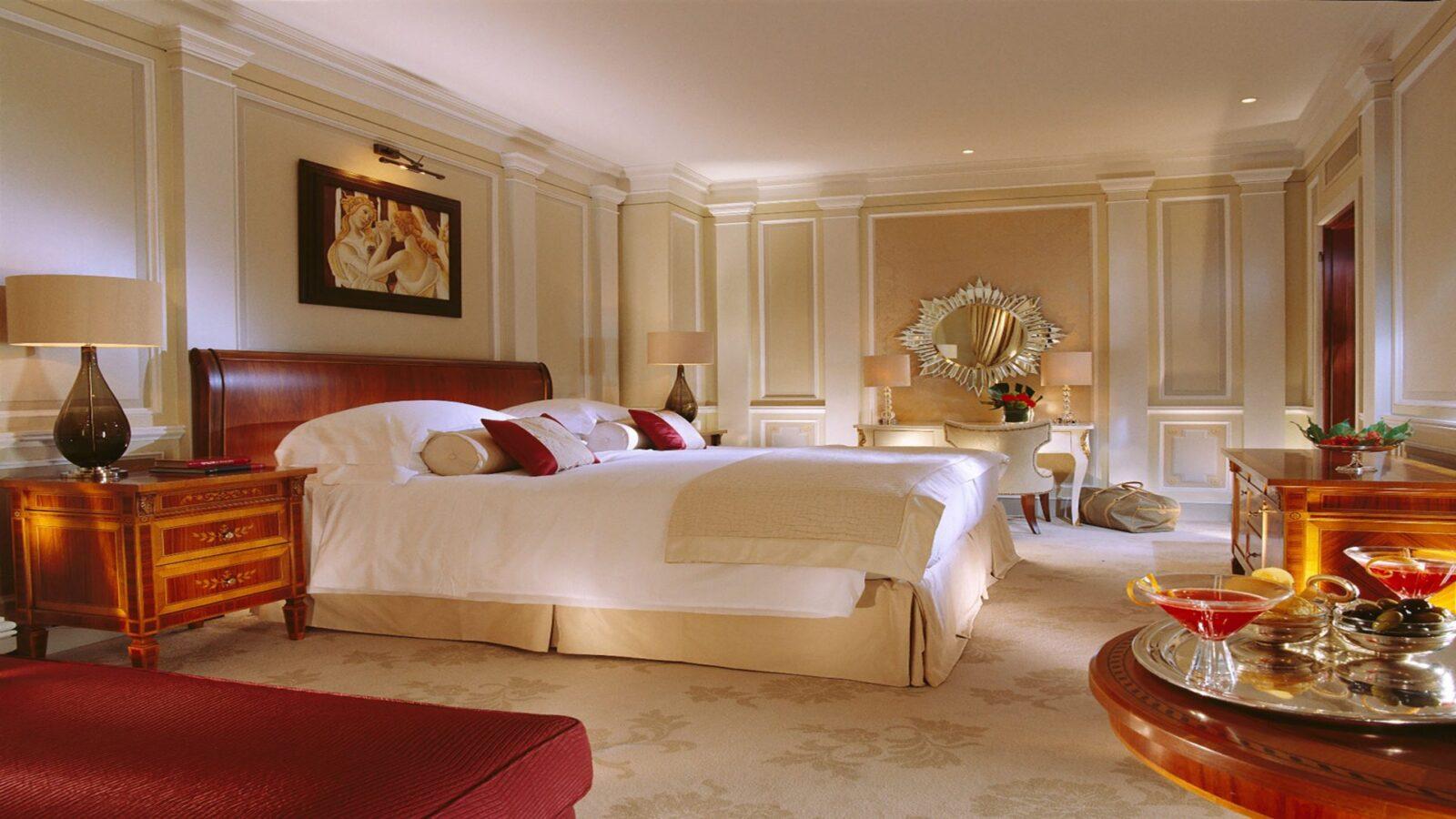 Principe Suite, Hotel Principe di Savoia