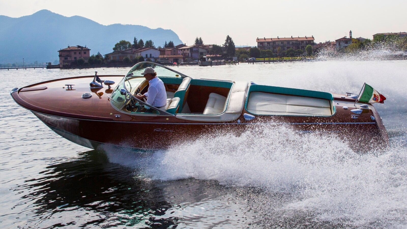 Hotel Principe di Savoia - Riva sailing experience
