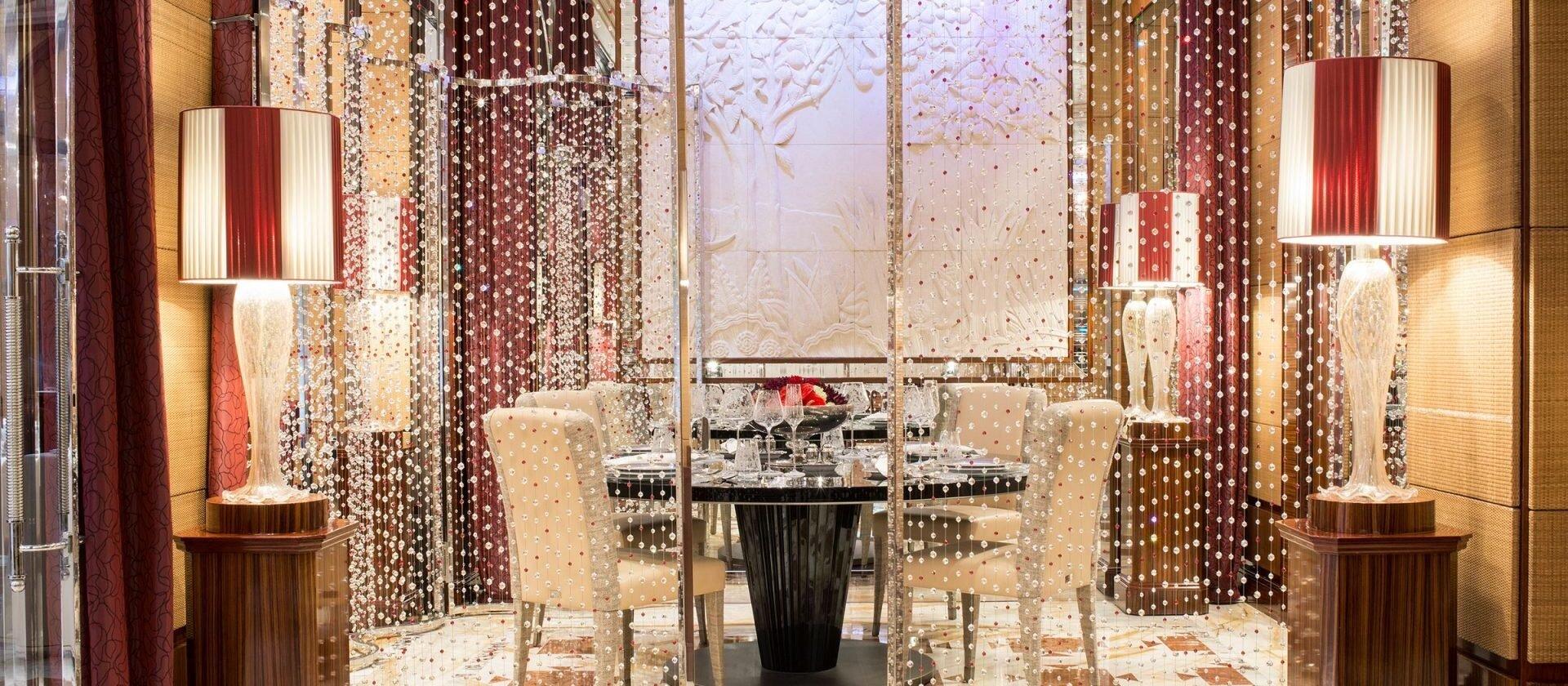 Tavolo Cristallo - Restaurant - Hotel Principe Di Savoia ...