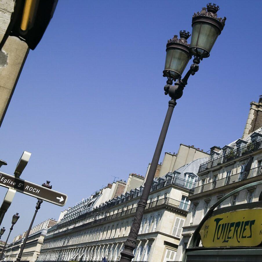 Au cœur du Paris historique