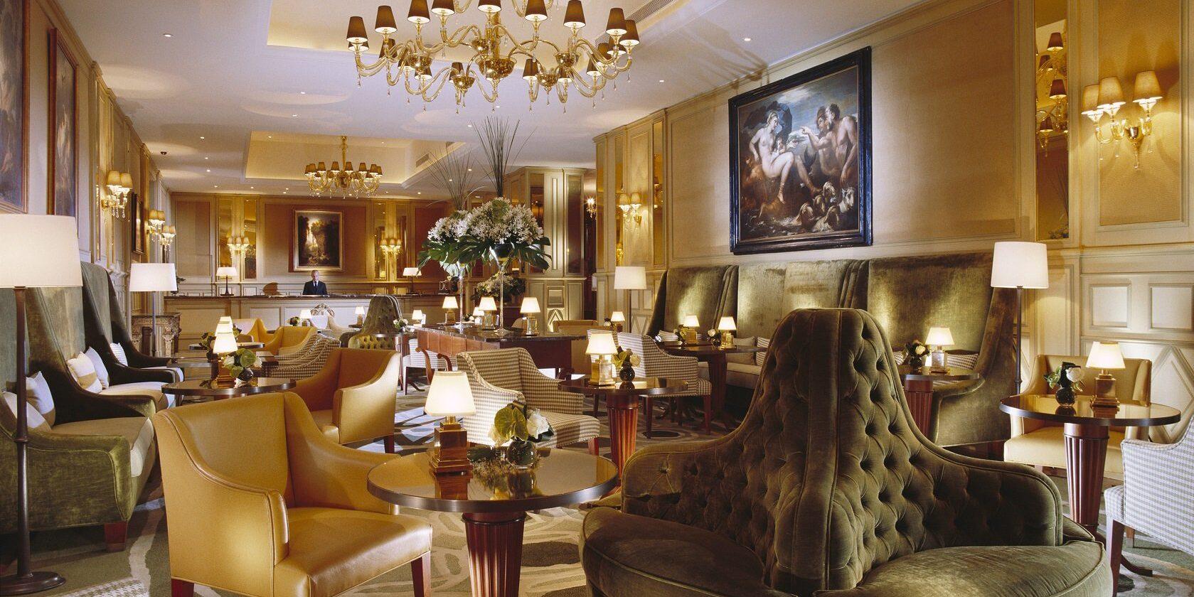 Il Salotto Lobby Lounge, Hotel Principe di Savoia