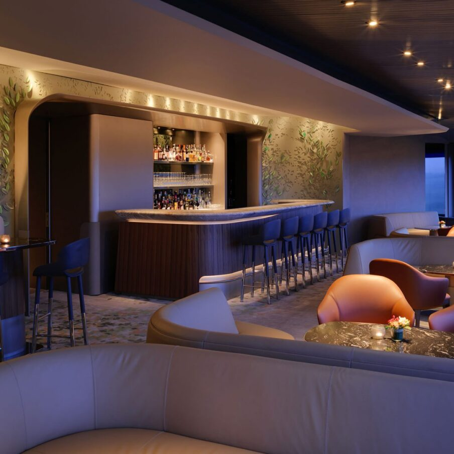 Restaurants And Bars At Hotel Eden Dorchester Collection