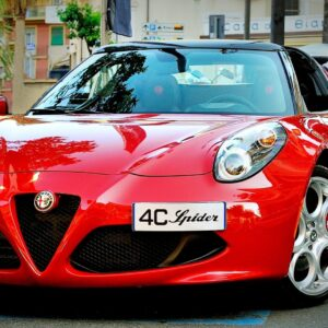Alfa Romeo -Driving Experience with Hotel Principe di Savoia