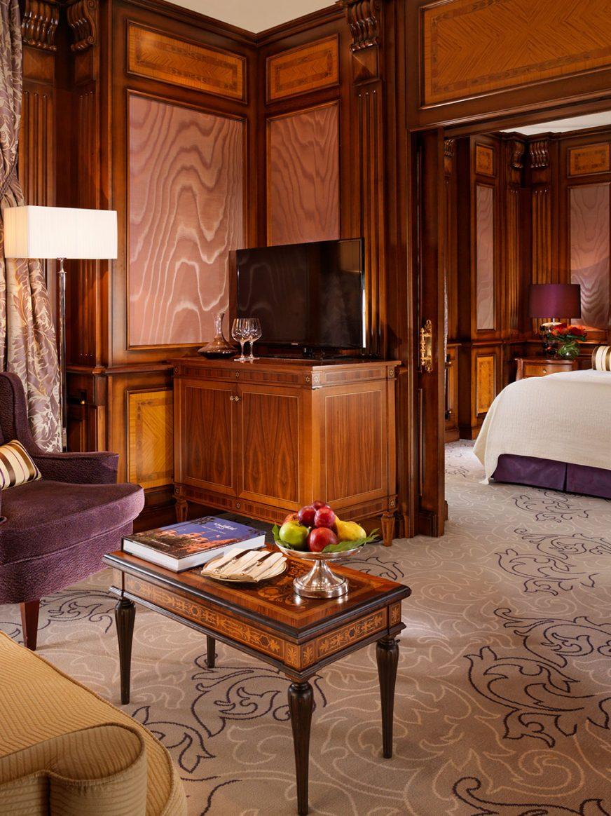 Junior Suite at Hotel Principe di Savoia