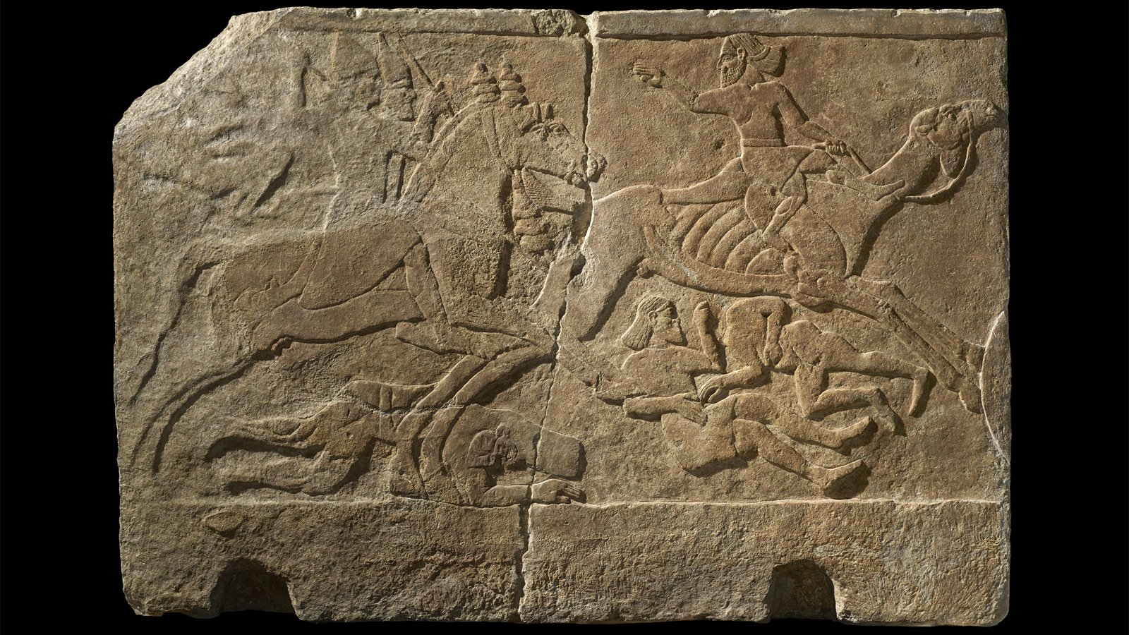 Assyria: Palace Art of Ancient Iraq