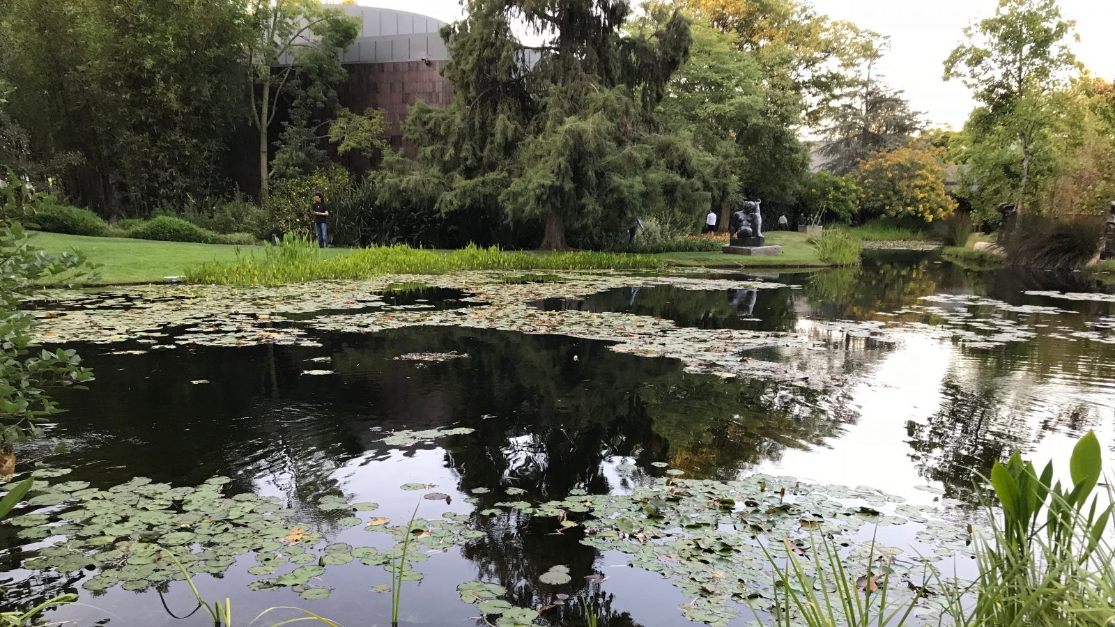 Norton Simon Garden