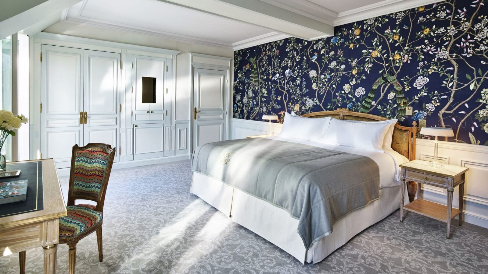 Executive Room, Park view with balcony - Le Meurice