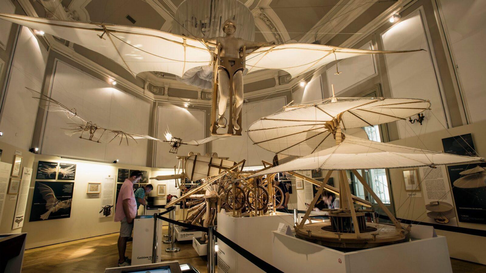 The World of Leonardo Exhibition, Leonardo3 Museum