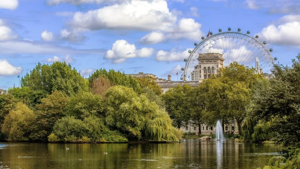 7 ideas for your London staycation