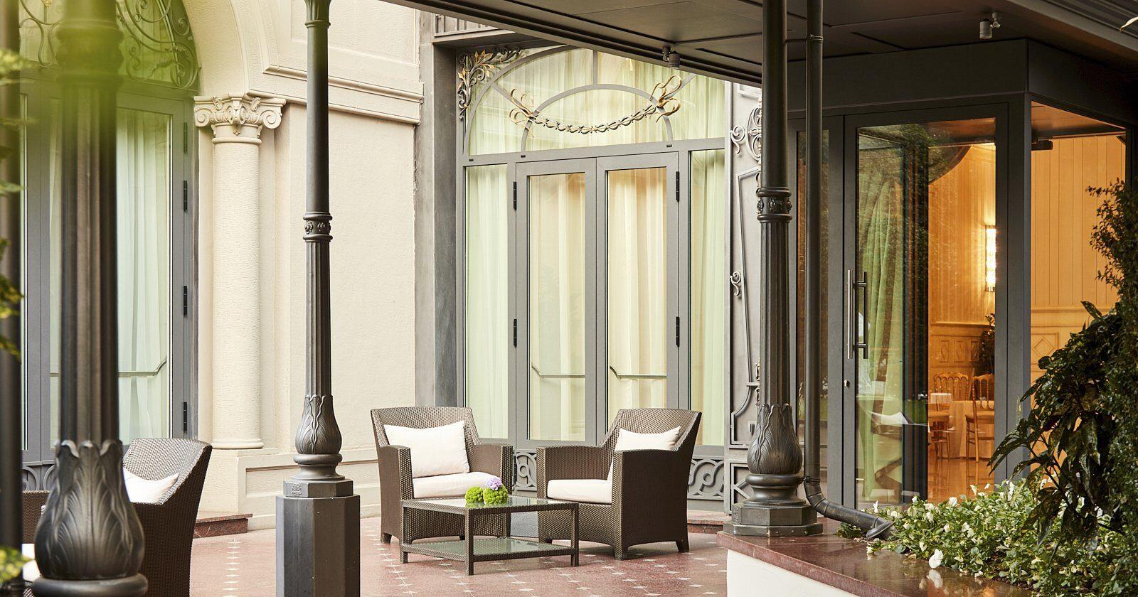Hotel Principe di Savoia event spaces, Marconi