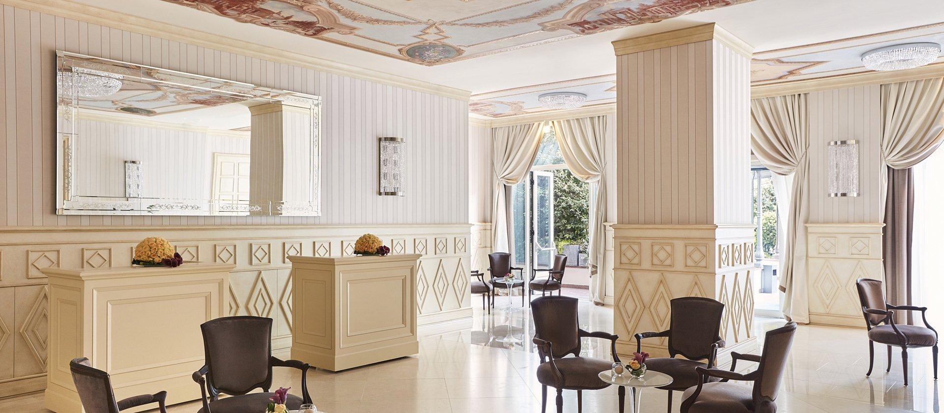 Hotel Principe di Savoia event spaces, Marconi area