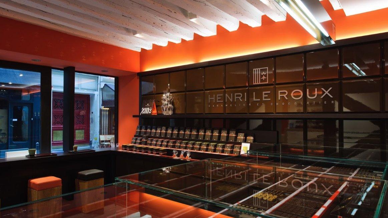 Maison Le Roux Chocolatier et Caramélier