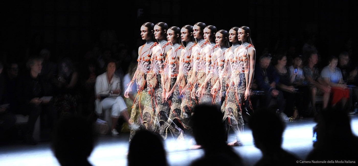 Hotel PRincipe di Savoia, Milan Fashion Week ph credits @camera nazionale della moda italiana