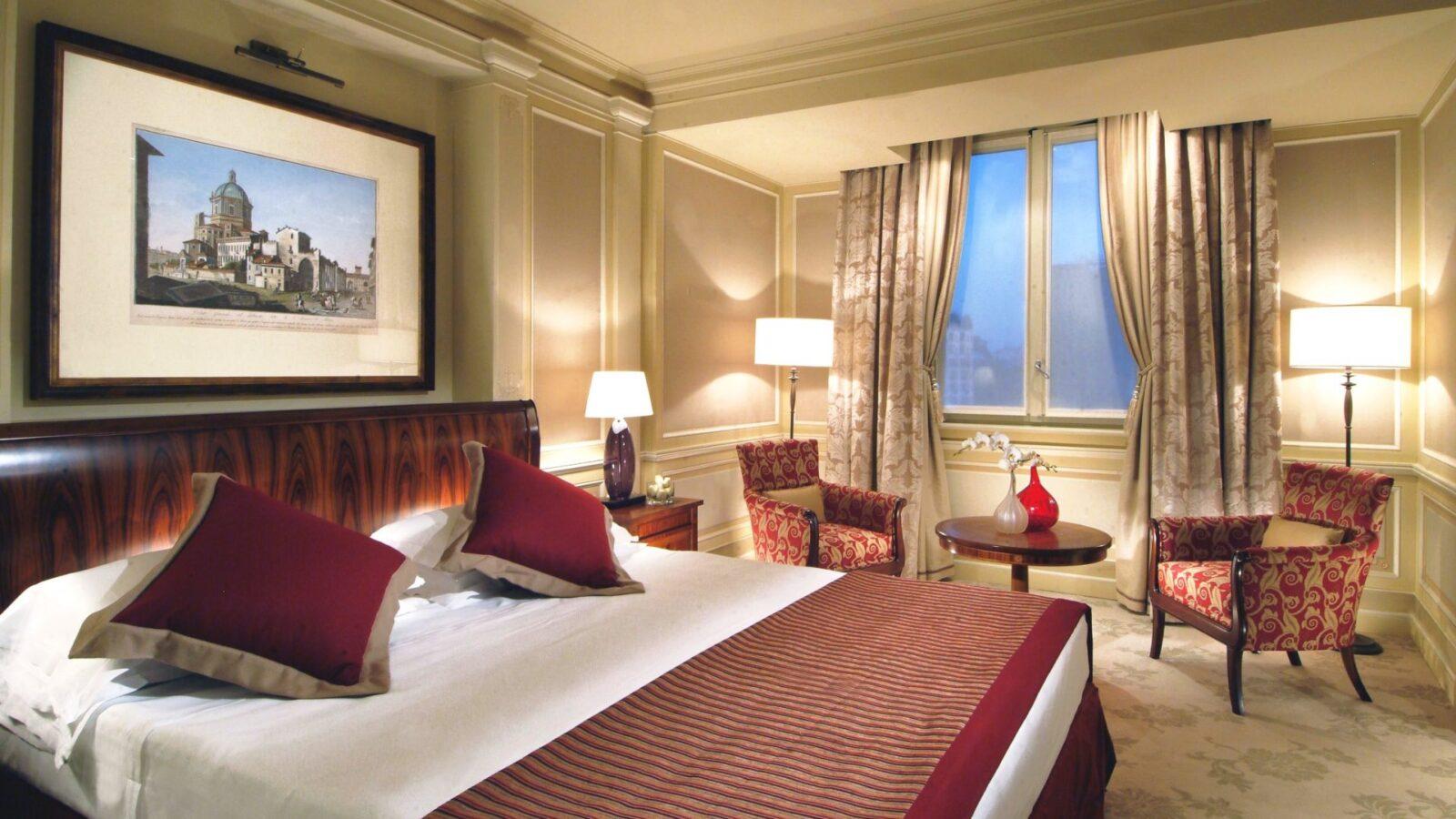 Mosaic Room Neo Classical, Hotel Principe di Savoia