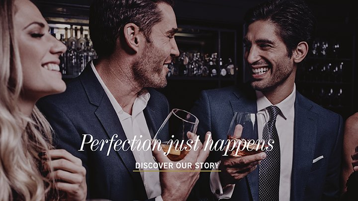 Perfection Just Happens - Discover our story