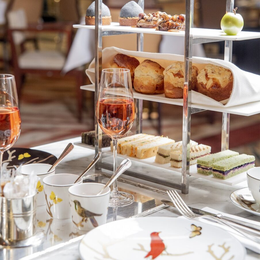 An afternoon tea adventure like no other