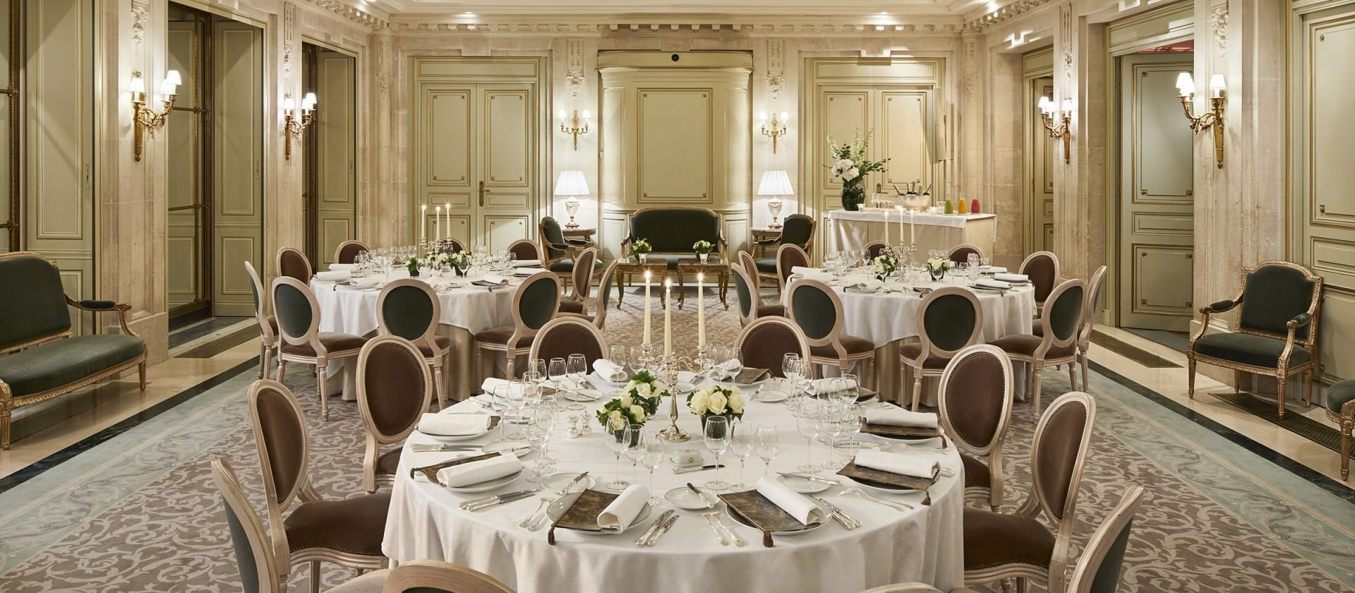 Salon Tuilerie - Paris - Le Meurice | Dorchester Collection