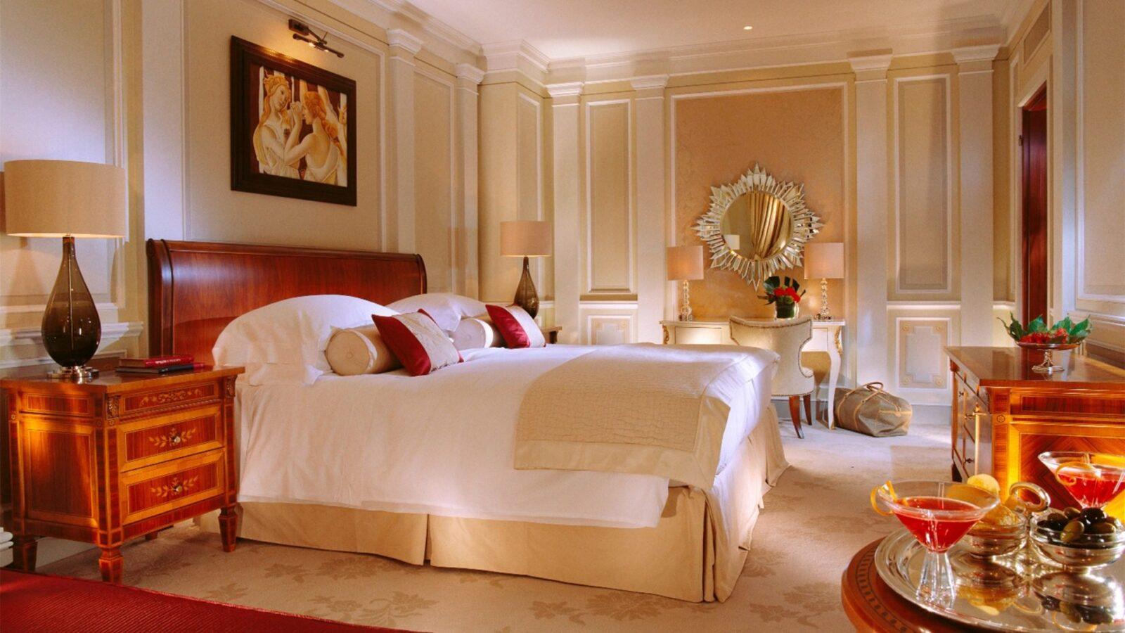 Principe Suite at Hotel Principe di Savoia