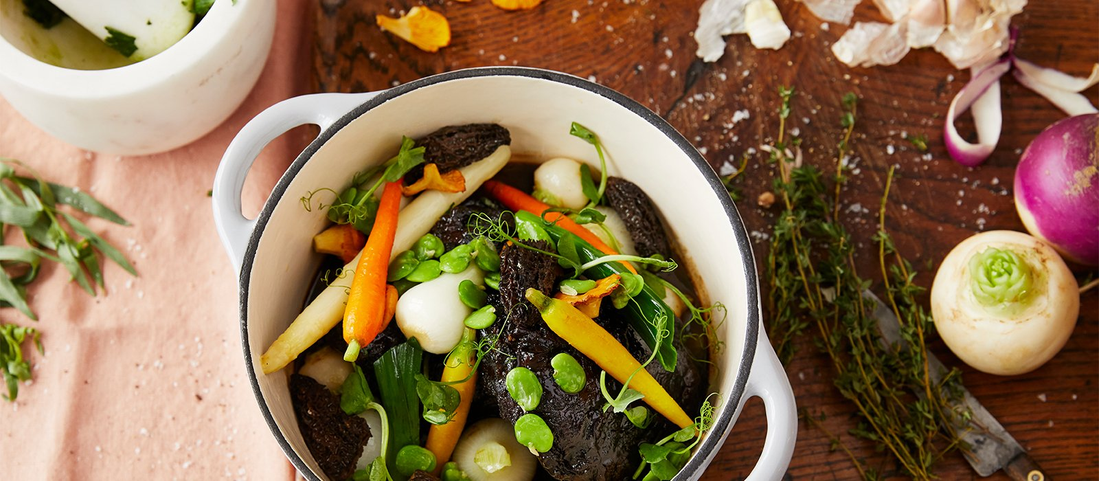 Restaurant Coworth Park-At home recipe-Beef Cheek