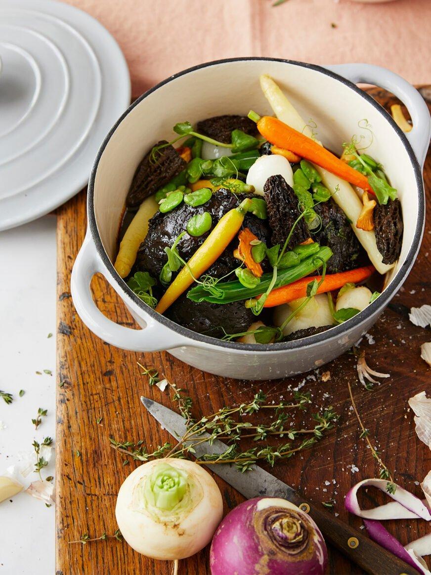 Restaurant Coworth Park-At home recipe-Beef Cheek-portrait-highres1