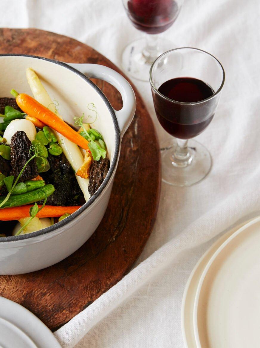 Restaurant Coworth Park-At home recipe-Beef Cheek-portrait-highres3
