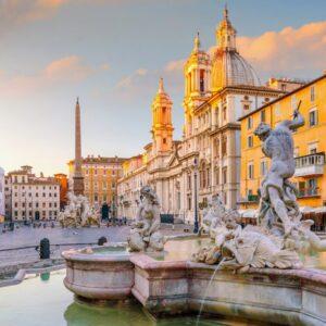 Explore Rome with Luca Virgilio