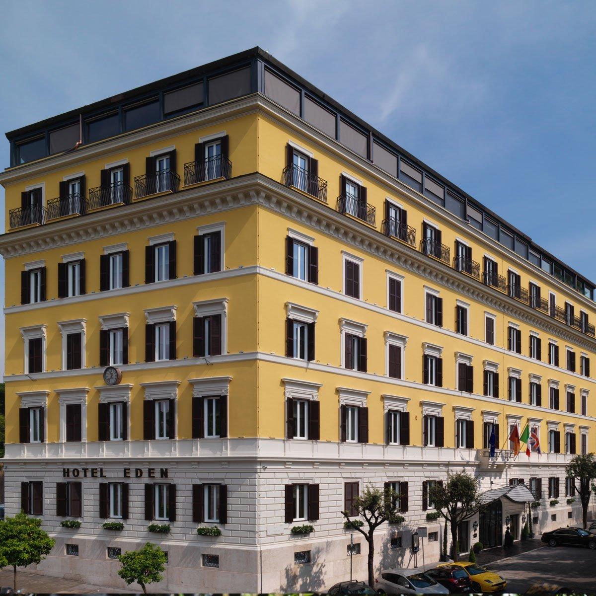 Hotel Eden Luxury 5 Star In