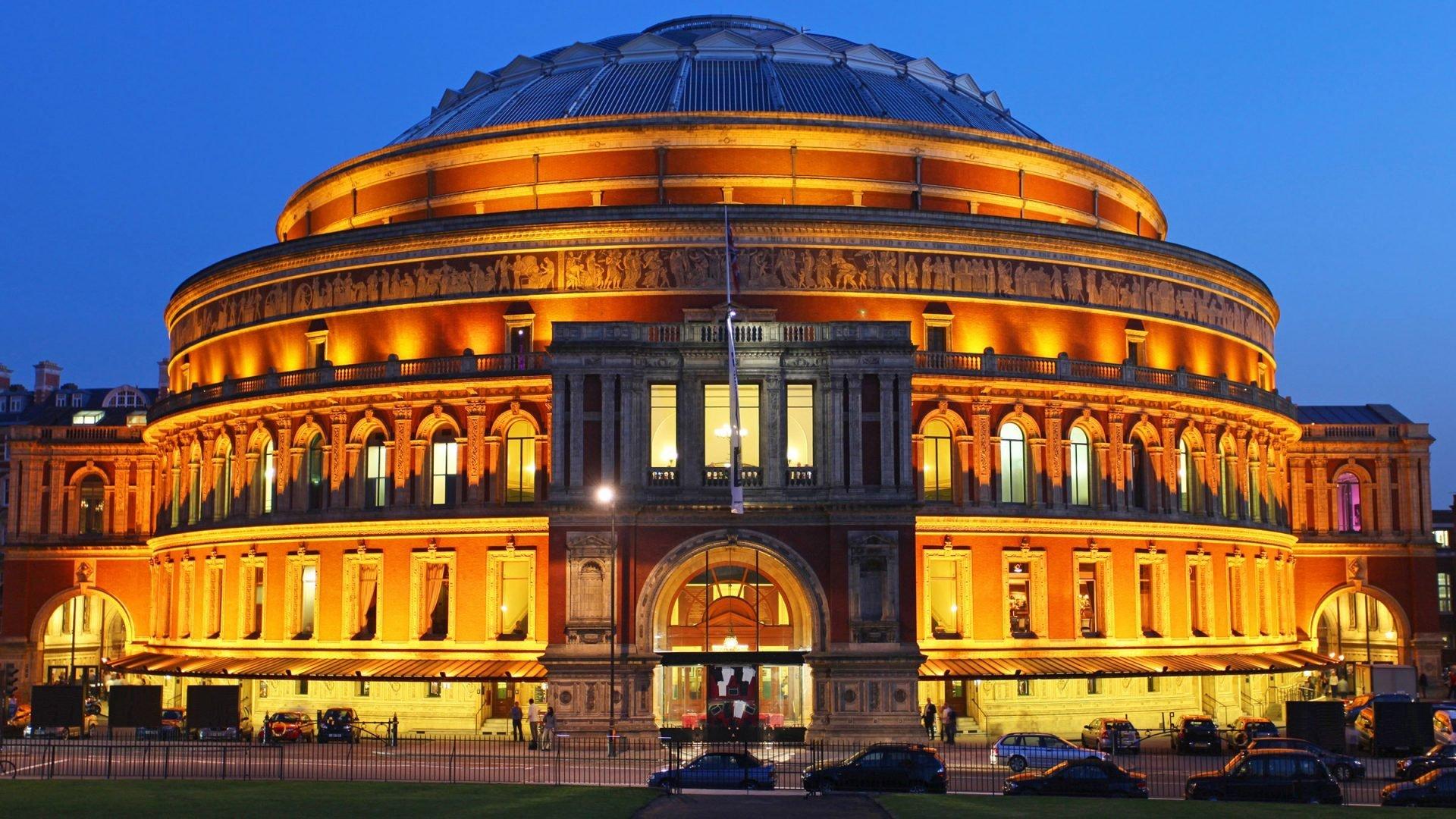 The Royal Albert Hall, London