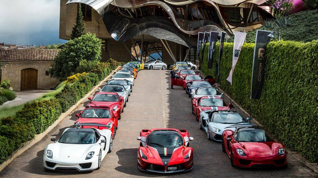The Run to Monaco
