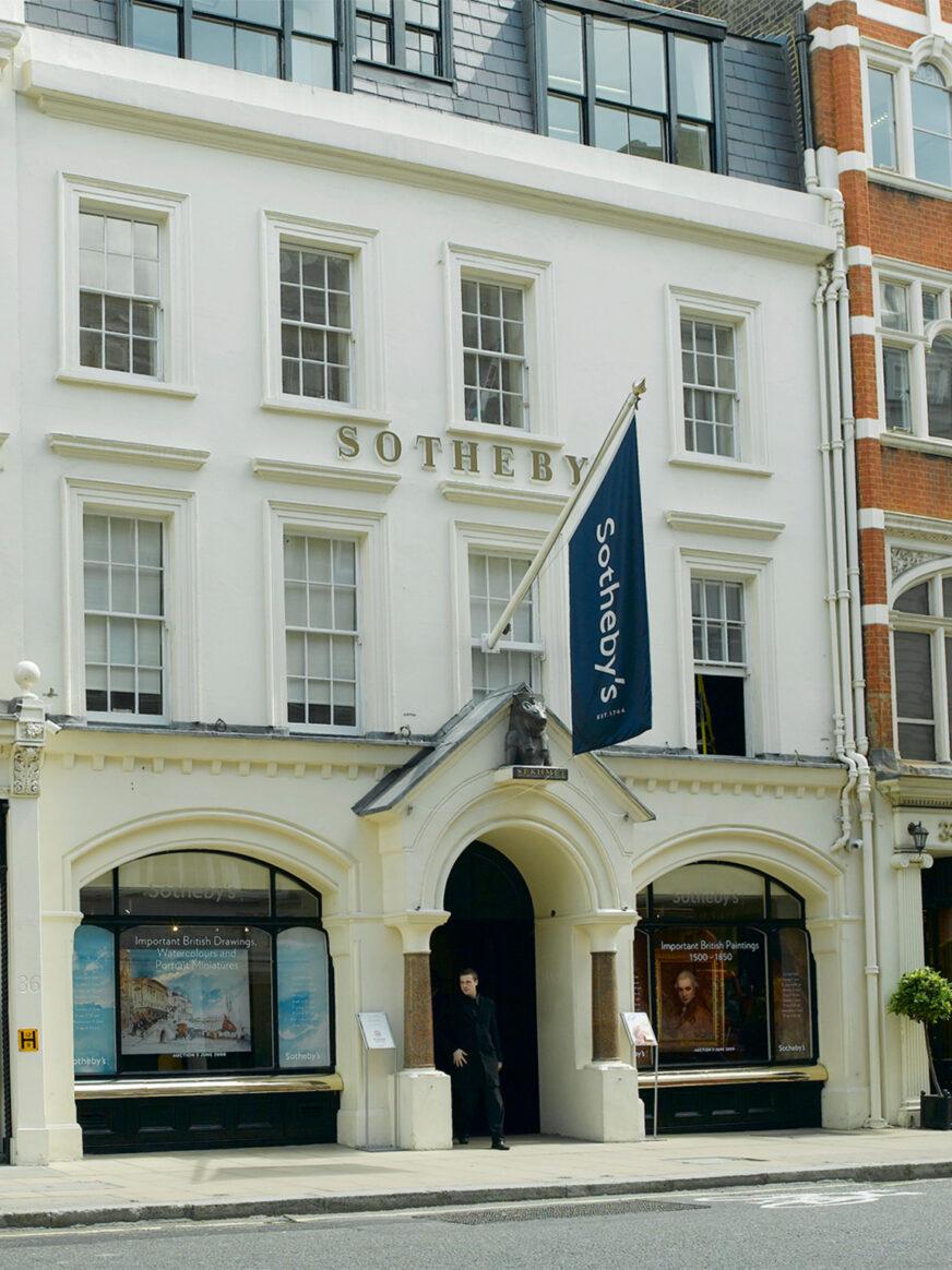 Sothebys-ExteriorNewBondStreet-credit-Sothebys