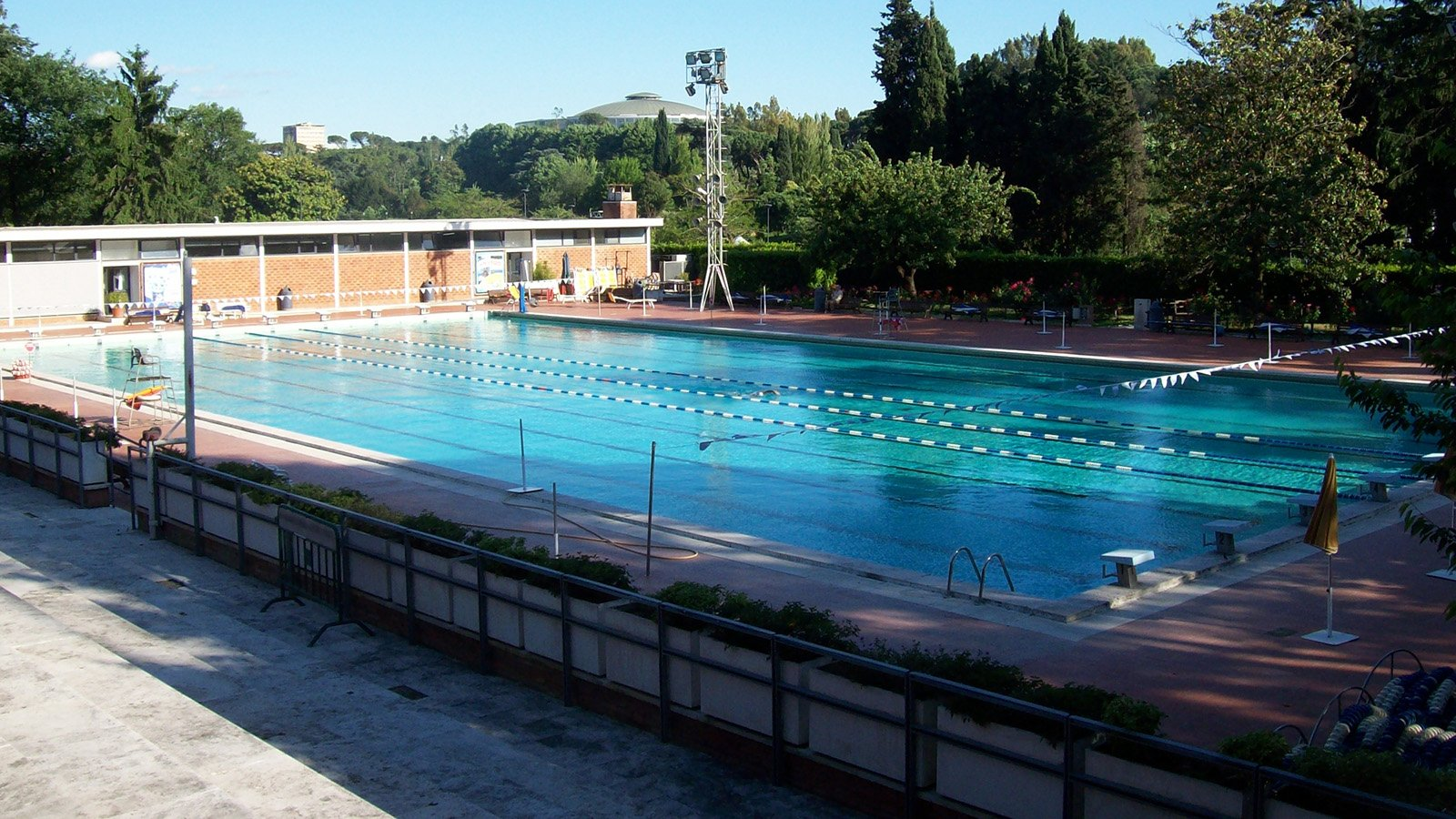 The Club Piscina delle Rose